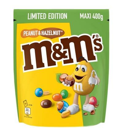 M&M's Peanut & Hazelnut - 400 g