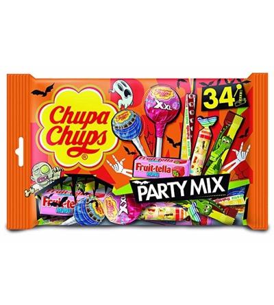 Chupa Chups Party Mix - 34 pièces