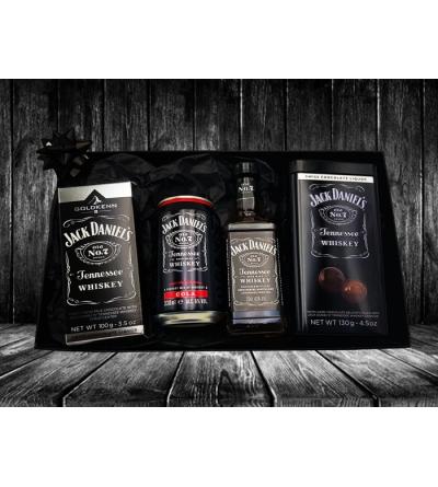 Coffret Gourmand Jack c'est black !