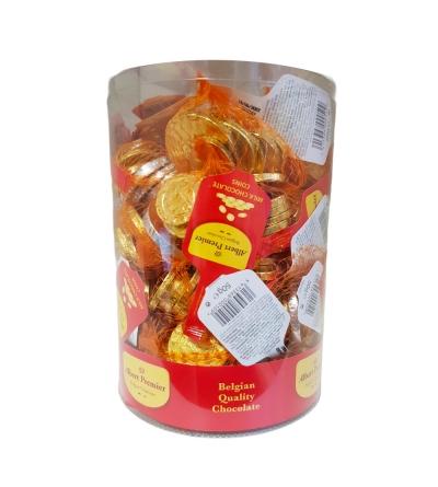 Tubo Chocolade munten - 35 net x 50 g