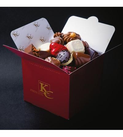 Ballotin de Pralines au chocolat belge - 500 g
