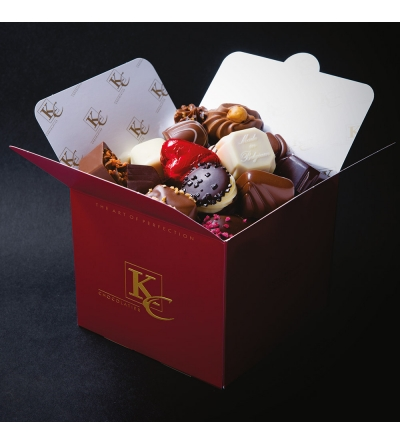Belgische chocolade Pralines Ballotin - 500g