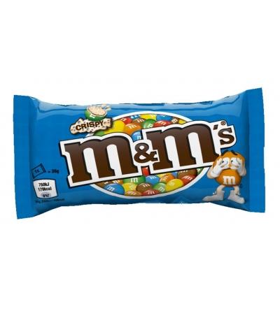 M&M's crispy 36 g x 24 pièces